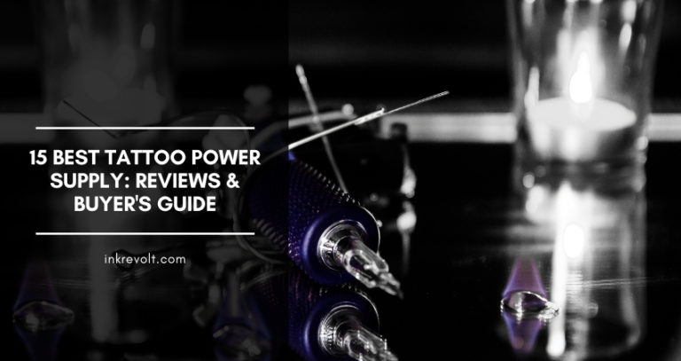 Best Tattoo power supply reviews & Buyer's guide