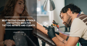 best tattoo chairs for tattoo artists and clients