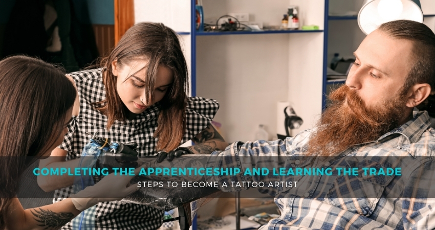 Completing The Apprenticeship And Learning The Trade